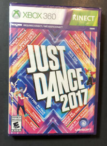 Just Dance 2017 [ Kinect Game ] (XBOX 360) NEW
