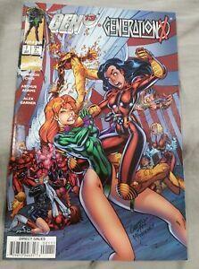 GEN 13 / GENERATION X # 1B VARIANT COVER - MARVEL COMICS / IMAGE COMICS 1997