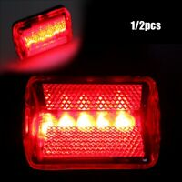 Lights Rear Tail Light  Bike Flashing Reflector Cycling Safety Accessories