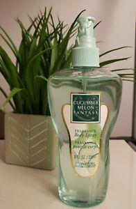 Cucumber Melon Fantasy 8oz Fragrance Body Splash Fantasies Parfums deCoeur A1