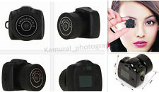 Y3000 Smallest 720P HD Webcam Mini Camera Video Recorder Camcorder DV DVR