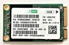 Hynix 64GB SSD HFS064G3AMNC mSATA Solid State Drive for Acer Dell Asus Lenovo