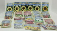 80 Packs Seed Lot of Flowers Over $110 Value Morning Glory, Cactus, Alyssum Nip