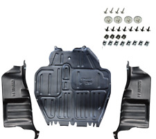 POUR VW GOLF IV 1997-2005 PLAQUE COUVERCLE CACHE PROTECTION SOUS MOTEUR VW +SET