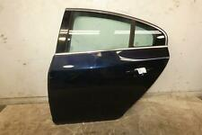 2011 - 2018 VOLVO S60 LEFT REAR DOOR *DENTED* BLUE 467 VIN Y 1ST DIGIT SWB OEM