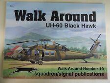 SCUADRON/SIGNAL PUBLICATIONS WALK AROUND Nº19 UH-60 BLACK HAWK