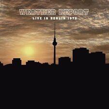 Weather Report - Live In Berlin 1975 (Lp New)