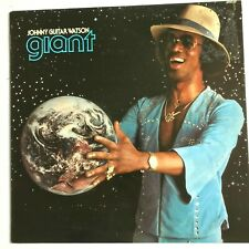 JOHNNY GUITAR WATSON - Giant / 1978 Disco Funk LP (Gangster Of Love) DJF 20551