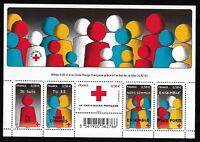 Bloc Feuillet 2013 N°F4819 Timbres France Neufs Croix Rouge - Solidarité
