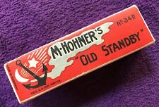 Harmonica Hohner Old Standby, key of G (customized)