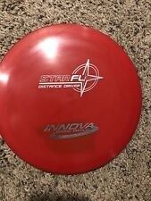 Innova Star Fl Driver disc golf red 162g no flaws Pfn