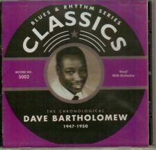 DAVE BARTHOLOMEW 1947-50 CLASSICS CD NEW SEALED LONG OUT OF PRINT