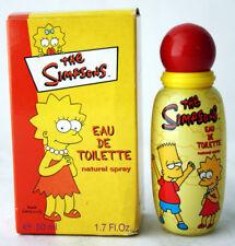 RARE 2001 THE SIMPSONS EAU DE TOILETTE SPRAY 50 ml 1.7 oz AIR VAL SPAIN NEW NOS!