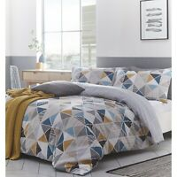 Creative Cloth Harlequin Duvet Cover Set RV1330