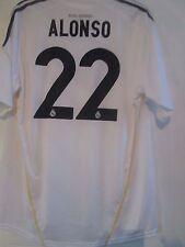 Real Madrid Alonso 2008-2009 Hogar Camiseta De Fútbol Talla XXL/40868