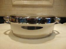 New listing Innova Heavy Duty 3 piece Stainless Steel Oven Roaster