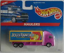 "Hot Wheels Haulers - LKW / Truck flieder/gelb ""Jolly Rancher"" Neu/OVP"