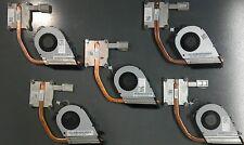 Lot (5) Dell Latitude E5420 CPU Heatsink + Fan Assembly 463TY / 2CPVP Warranty