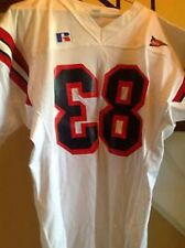 OLE MISS ERROR FOOTBALL GAME ISSUED JERSEY AUTHENTIC