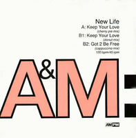 NEW LIFE - Keep Your Love, Feat. Ann-Marie Smith - A&M