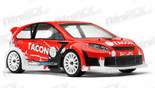 1/12 Tacon Ranger RC Electric Rally Car Ready to Run w/ Brushless Motor RED New