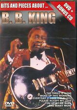 B.B. KING - Bits and pieces about...  - DVD + CD - MUS