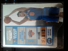 2010-11 Playoff Contenders Patches #61 Danilo Gallinari Rookie RC #d 123/299