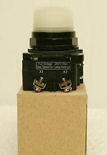 Cutler-Hammer Eaton E34FB197LWP48 White LED  **NEW in Box**