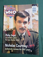 DOCTOR WHO MAG - NO 226 - JUNE 1995