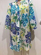 Zara Shirt Dress Size Small Lightweight Cotton  Free Postage Next Day