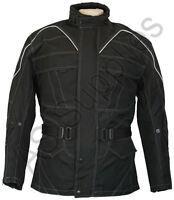 SCOTT-264 Veste de Moto en Textile Cordura Blouson Motard - Toutes tailles!