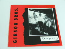 Gibson Bros Keepers 45 EP Debut Okra Record Psychobilly Bassholes 68 Comeback