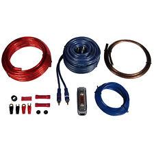 RENEGADE REN10KIT 10mm² Auto/Carhifi Stromkabel/Kabel-Set für Endstufe/Subwoofer