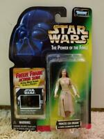 Star Wars The Power Of The Force Princess Leia In Ewok Celebration Outfit