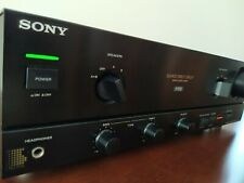 Sony f170. Amplificador/amplifier