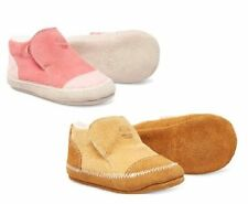 Leather Slip - on Booties Unisex Baby Shoes