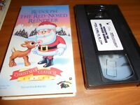 Rudolph the Red-Nosed Reindeer (VHS, 1993)