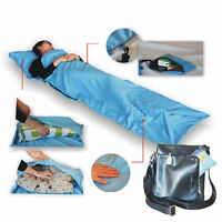 Single Silk Camping Hostel Bag Liner Travel Backpacker Sleeping Inlet Sack 7897