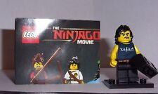 Lego Minifigures - The Lego Ninjago Movie - Cole - New Without Bag