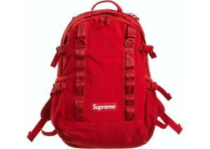 SUPREME FW20 BACKPACK RED BRAND NEW