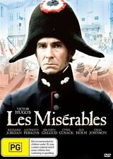 Les Miserables (Victor Hugo's) DVD BRAND NEW SEALED