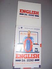 LIBRO DVD N°2 + BOX ENGLISH DA ZERO IL NUOVO CORSO DI JOHN PETER SLOAN