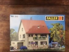 """FALLER """"TWO FAMILY HOUSE"""" HO 262 SEALED IN BOX"""
