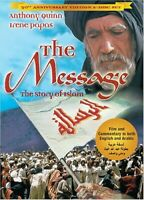 The Message: The Story of Islam (1976 Anthony Quinn) (2 Disc) DVD NEW