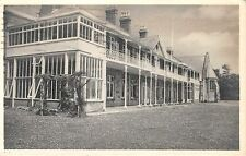 SHANKLIN ISLE OF WIGHT UK WINCHESTER HOUSE GFS PHOTO POSTCARD c1951