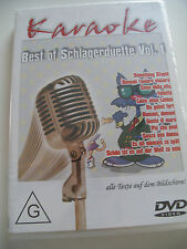 "Karaoke-DVD ""Best of Schlagerduette.-Vol.1""(Text,Song,Hit,Singen-Party,Fete)"