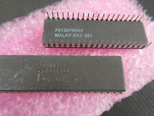 D8203-3 INTEL D8203 Vintage INTEL 64K DRAM CONTROLLER 40-PIN CERAMIC DIL