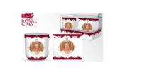 Queen's Diamond Jubilee Bone China Mug and Coaster Set Gift Boxed