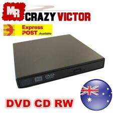 USB DVD CD RW Disc Writer Burner Player Reader Drive For PC Macbook Pro Air