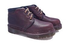 Dr. Martens Doc England Vintage Brown Leather 3 Eye Chukka Boots UK 5 US 7